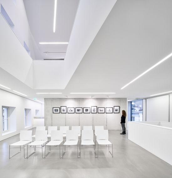 Architekturfotografie Museum Baumholder Galerie