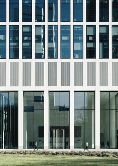 Architekturfotografie TaunusTurm Frankfurt