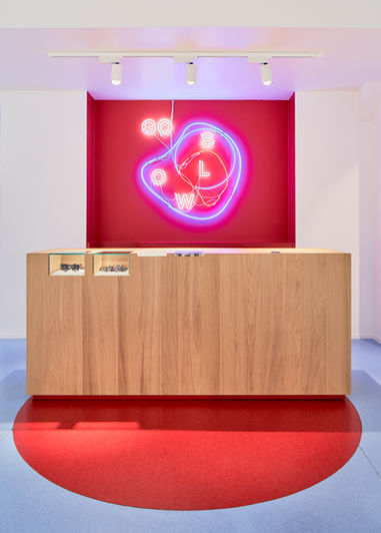 Architekturfotografie für Ace & Tate in Freiburg