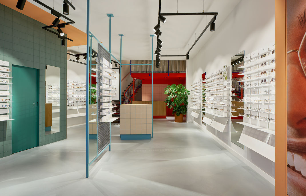 Architekturfotograf Frankfurt am Main Ladengeschäft