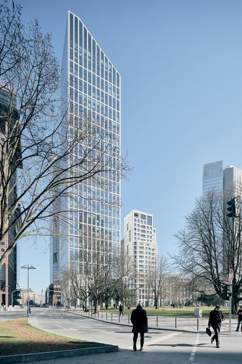 Architekturfotograf Frankfurt Wiedemuth Hochhaus TaunusTurm 009