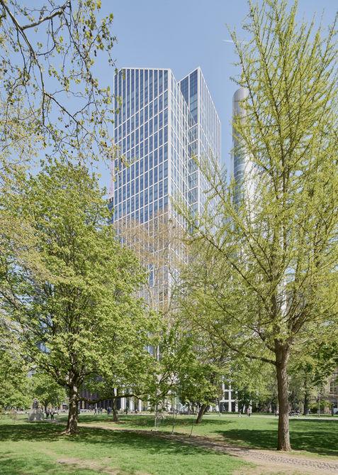 Architekturfotograf Frankfurt Wiedemuth Hochhaus TaunusTurm 003