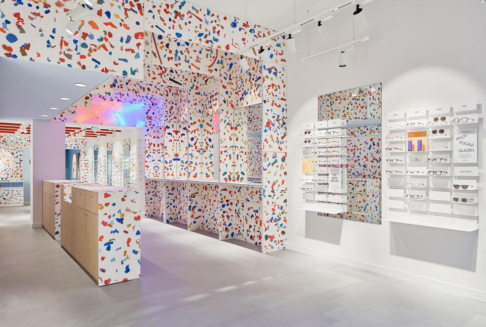 Architekturfotografie für Ace & Tate x Plasticiet