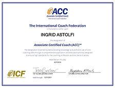 Coach professionnel, certificatin