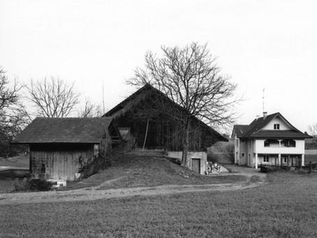 Der Huebehof in den 1960er Jahren