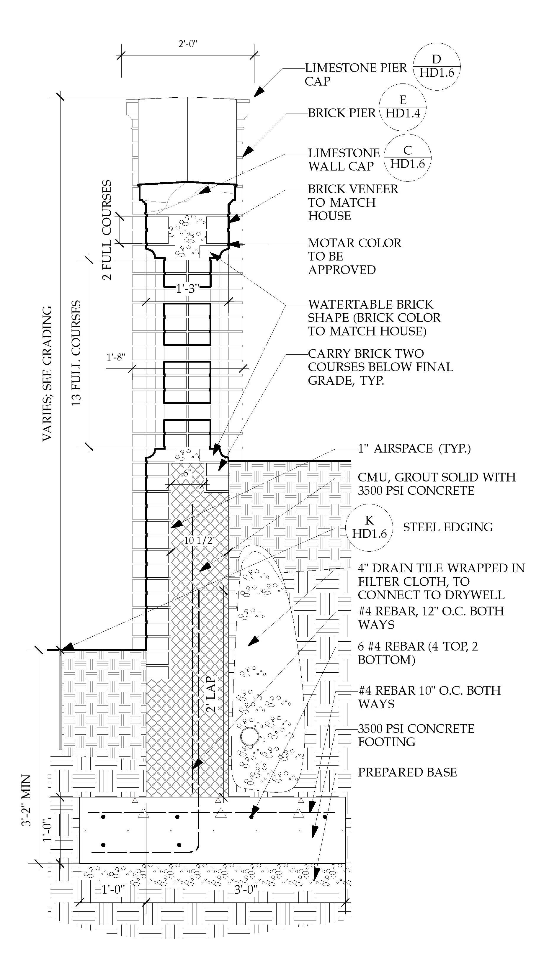 CAD Details   PMG Design Studios