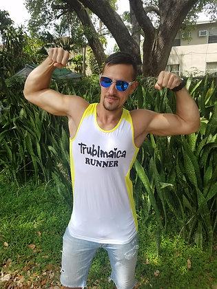 Men's Running Singlet (M) : Runner