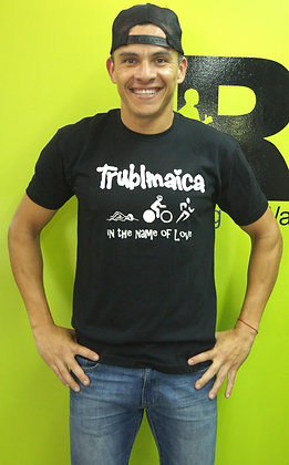 Crew Neck T-Shirt(M): TRI in the name of love