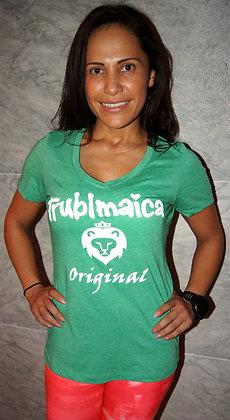 V neck T-Shirt (F): Original