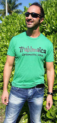 Crew neck T-shirt(M): Optimistic Soul