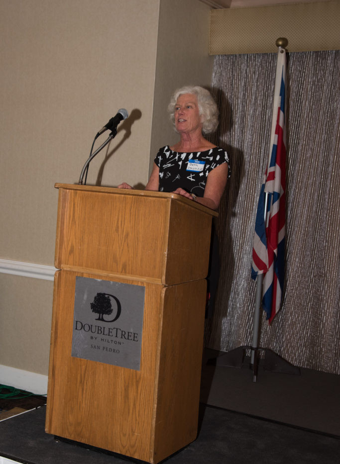Beth Yudovin IMSHOF Executive Committee
