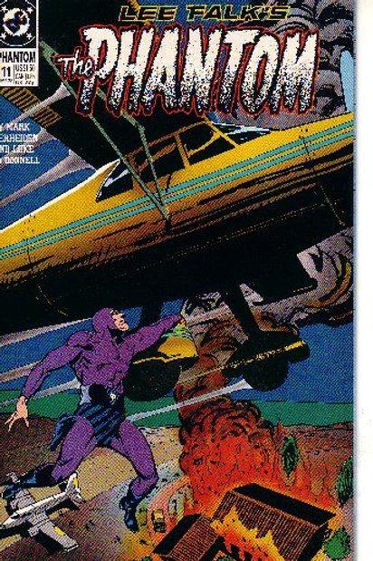 PHANTOM DC,13 ISSUES, 1989-90 11