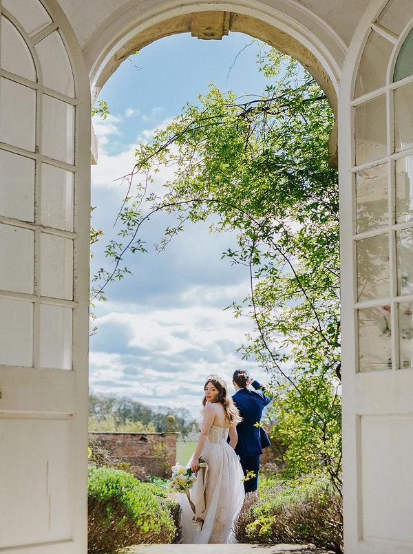 wedding flowers norton conyers