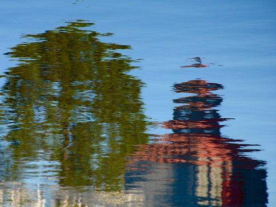 Sky Palette, Tchefuncte River marina