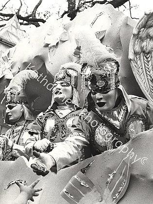 Mardi Gras 1, 1976
