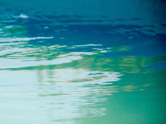 Sky Water 1, reflections in water, Moreda, Spain