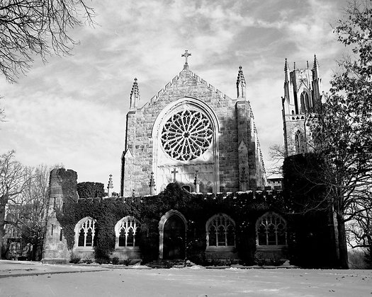 All Saints Touches the Sky, Sewanee, TN