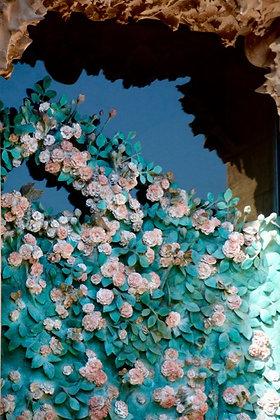 Gaudi Colors Reflect, Sagrada Familia, Barcelona
