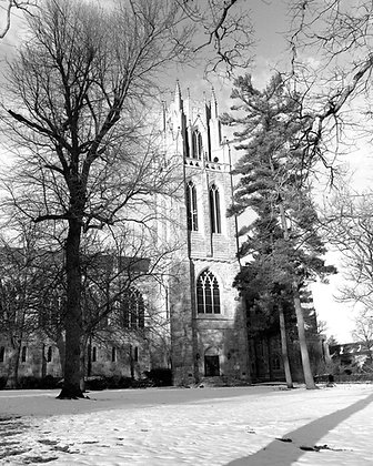 Surely It Is God Who Saves Me, Sewanee, TN