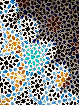 Alcazar Mosaic, Sevilla, Spain