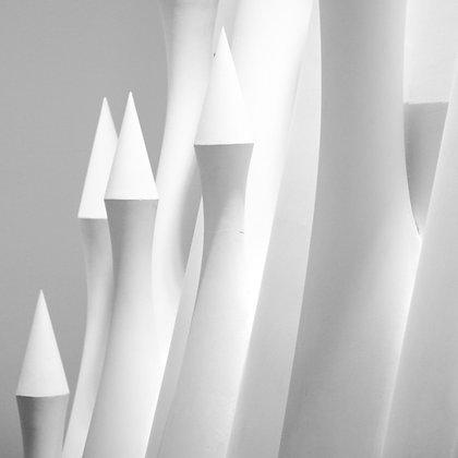 Gaudi White 3499, Sagrada Familia Museum