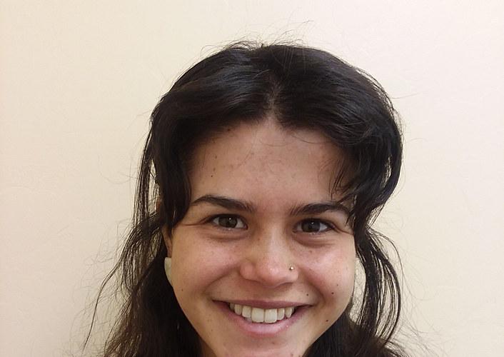 Joelle Zuberi- Americorps VISTA