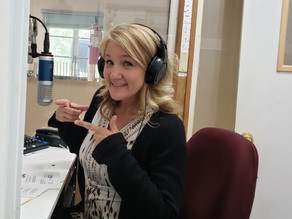 Thank You to Radio KYCA for Hosting Patty Demers on Your Morning Talk Show!