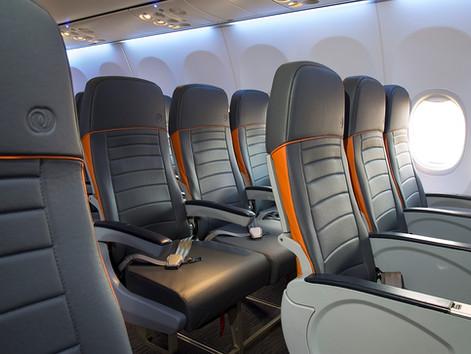 GOL Airlines refurbishment