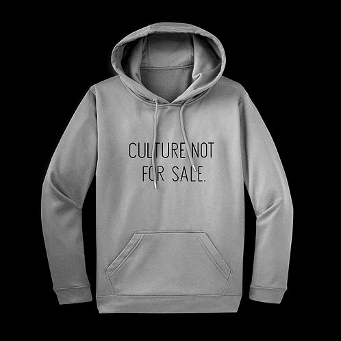 Culture Not For Sale - Grey/Black