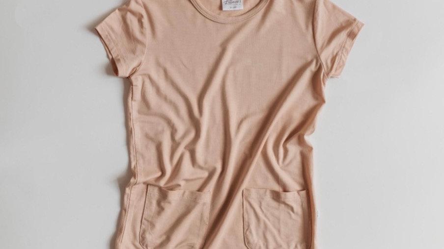 LittleLottCo - Shift pocket dress