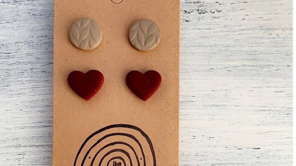 Marble + Bow - Heartbreaker stud pack