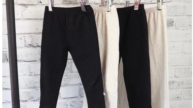 Little Lott Co - Organic cotton leggings
