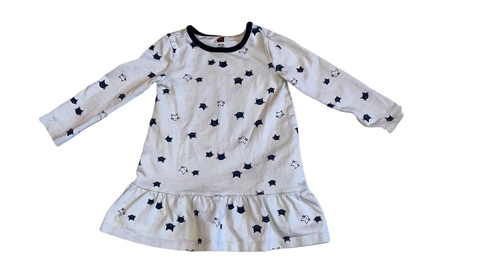 (Consignment) Tea Collecrion dress sz 18-24m