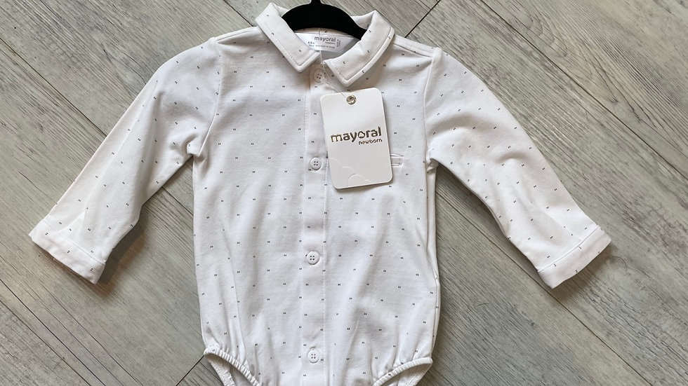 (Consignment) Mayoral onesie BNWT