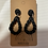 Thumbnail: Marble & Bow - DANGLE clay earrings