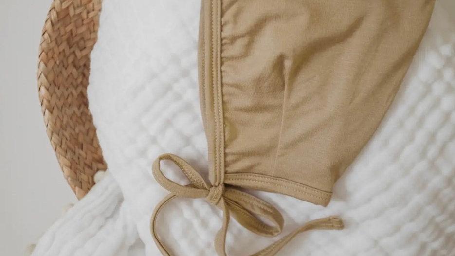 Tenth & Pine - Pixie Bonnet - Clay