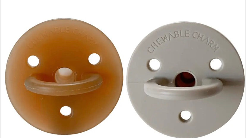Chewable Charm - 2pk Pacifier