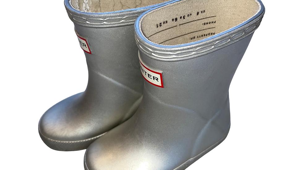 (Consignment) Hunter rain boots sz 5