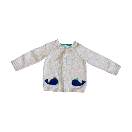 (Consignment) Baby Boden cardigan 18-24m