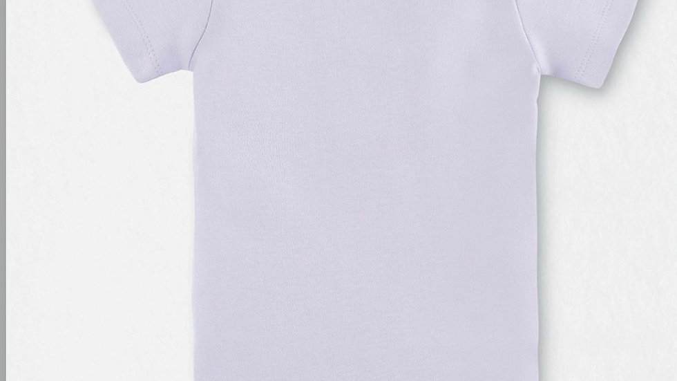 LILAC bodysuit - organic cotton