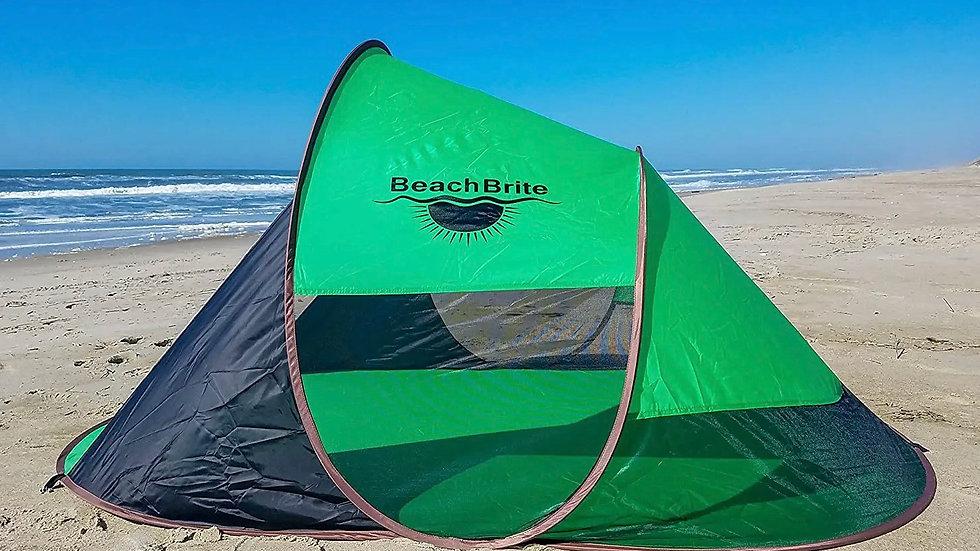 BeachBrite pop-up beach tent