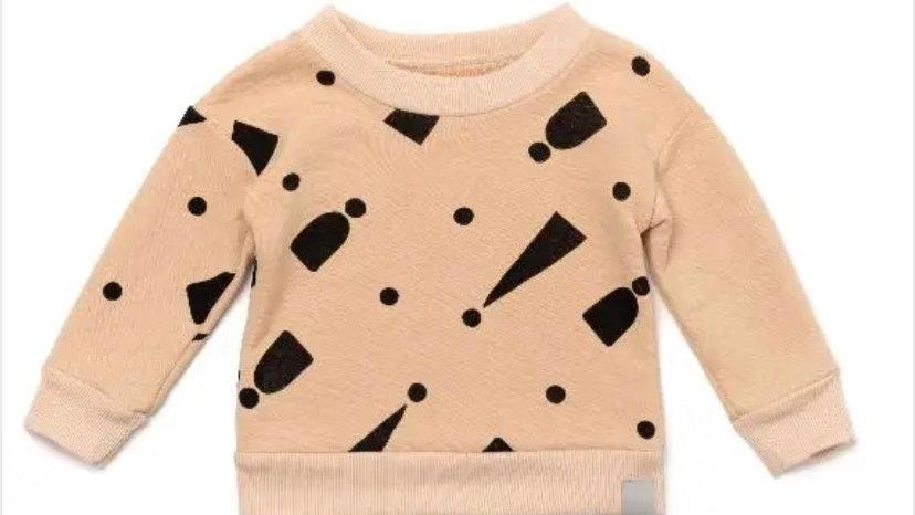 "OMAMImini - Baby Sweatshirt ""celebrate"""