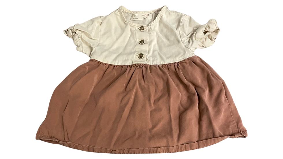 (Consignment) Zara dress 12-18m