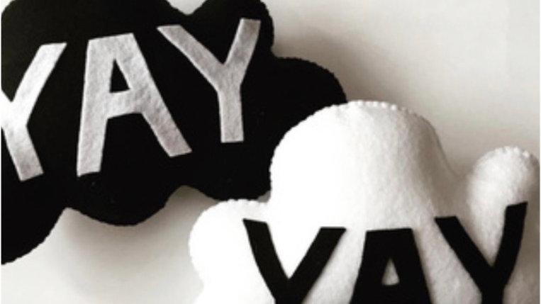 Heartfelt - handmade YAY pillows