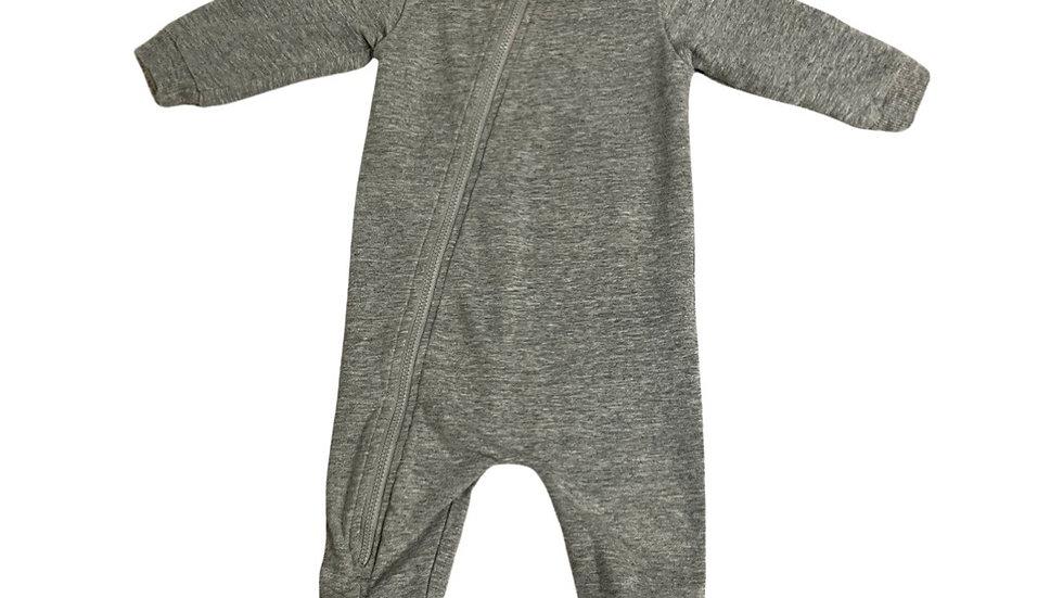 (Consignment) Miles Baby zip romper 6m