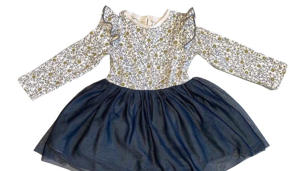 (Consignment) Zara tulle dress sz 18-24m