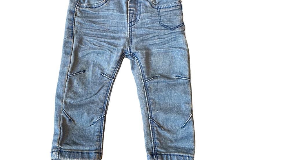 (Consignment) Noppies denim pants 3-6m