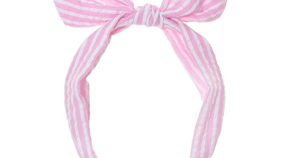 Rockahula - gingham tie headband