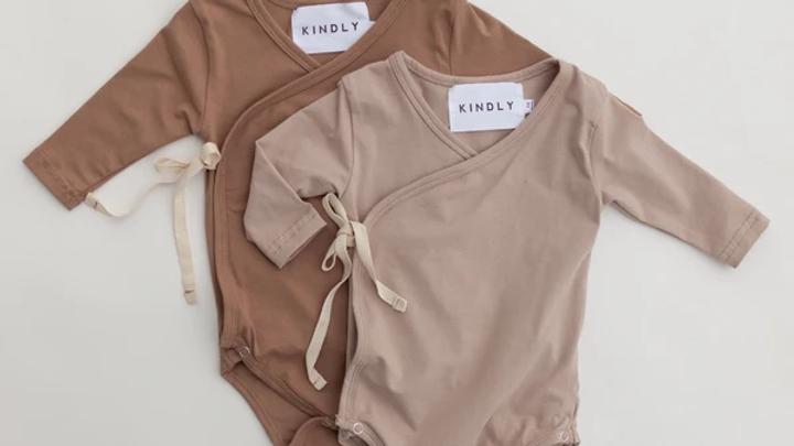 Kindly the Label - Kimono Onesie