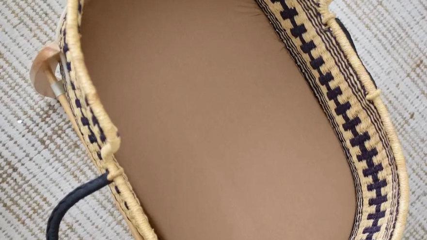 Tenth & Pine - Moses basket sheets